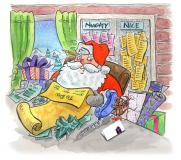 John Hamm & Associates, Austin, Tx_Christmas card