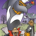 SeaWorld_TimeWarner_Halloween illustration