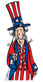 Personal drawing_Uncle Sam