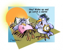 WakeUp_just for fun illustration