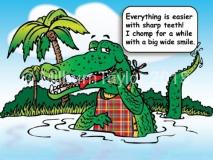 alligator_children's book illustration