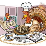 The Rogers Group Advertising_Fort Worth, Tx_Thanksgiving Recipe greeting card