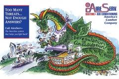 AireServ_dragon-postcard