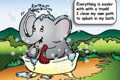 elephant_children's book illustration